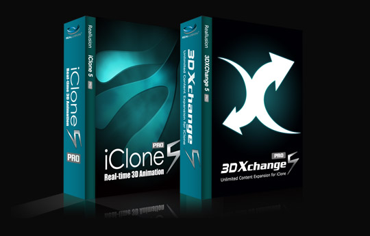 Reallusion iClonePro Full Version
