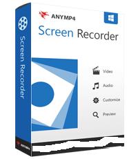 Any MP4 Screen Recorder 1.3.30 Crack