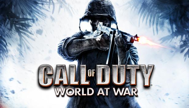 call of duty world war